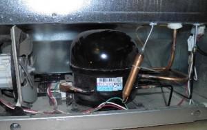 Холодильник, компрессор не включается